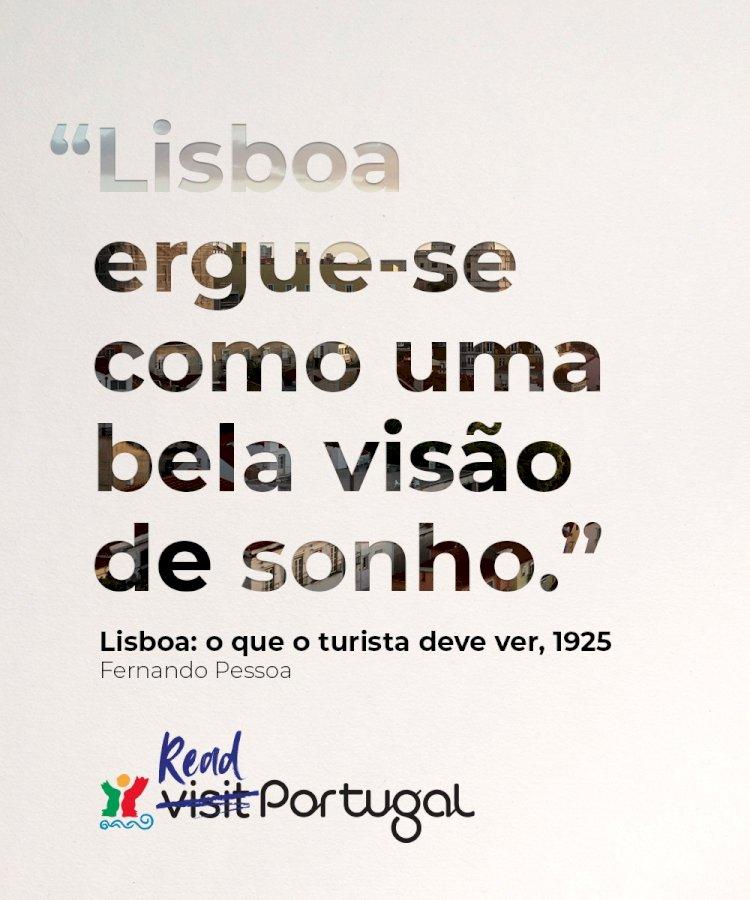 Turismo de Portugal lança campanha #LerPortugal