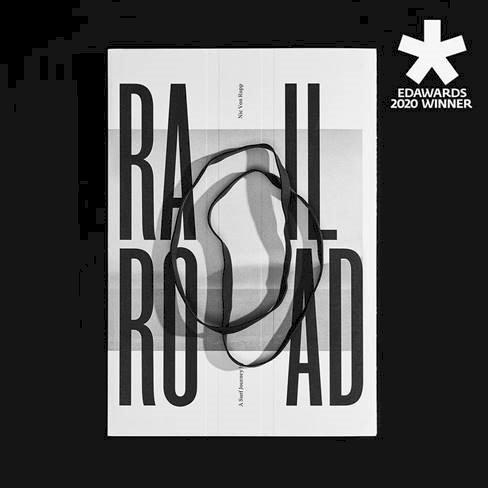 Railroad de Nicolau von Rupp distinguido nos European Design Awards 2020