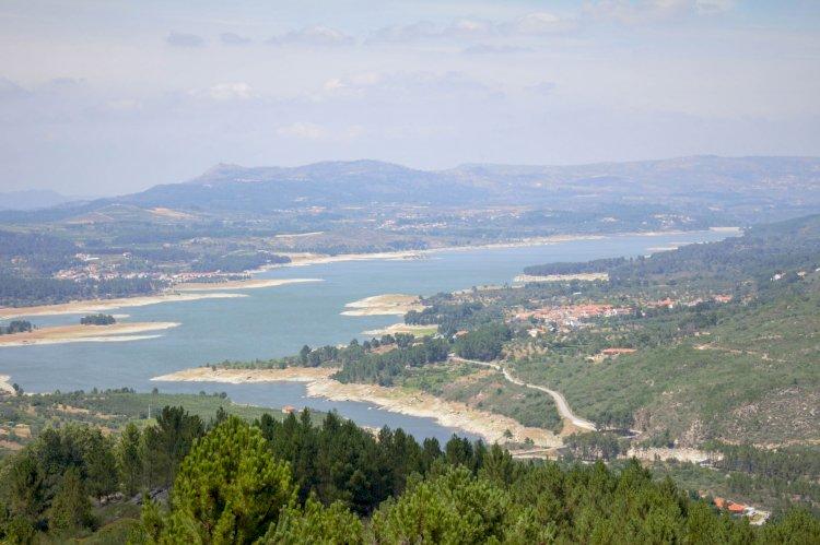 Pelos Trilhos de Portugal-Rota do Távora, Moimenta da Beira