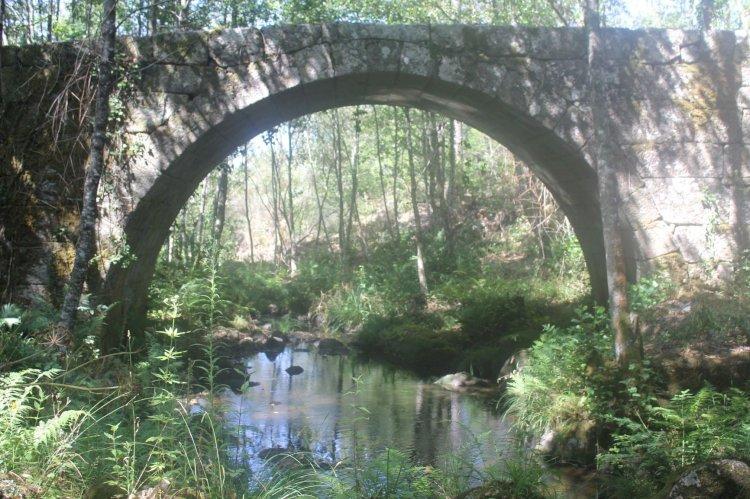 Pelos Trilhos de Portugal-Trilho Medieval, Vouzela