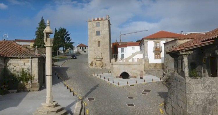 Pelos Trilhos de Portugal-Percurso das Caldas da Cavaca, Aguiar da Beira