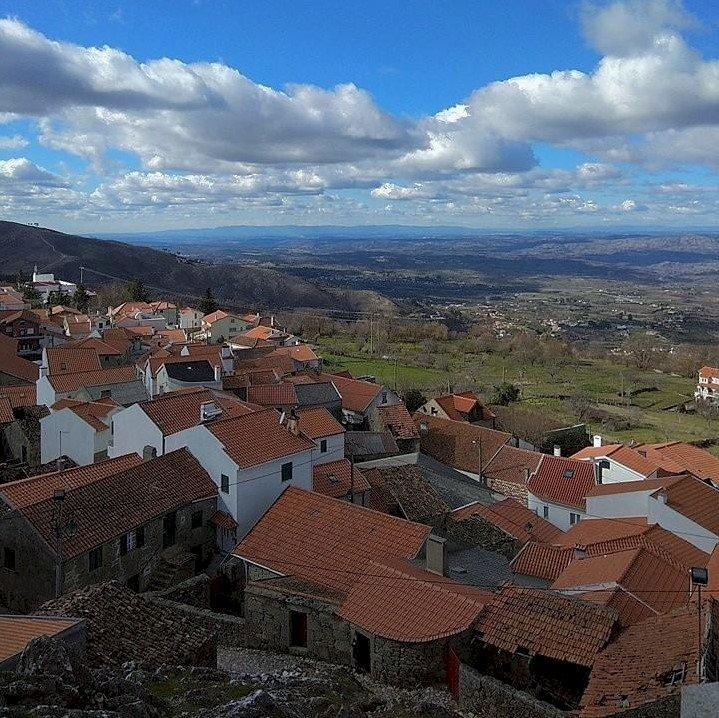 Pelos Trilhos de Portugal-Rota dos Galhardos, Gouveia