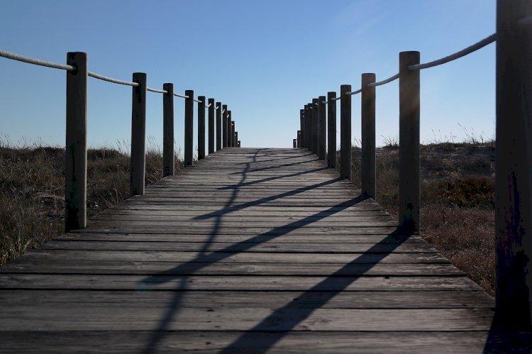 Pelos Trilhos de Portugal-Passadiços de Esmoriz, Espinho