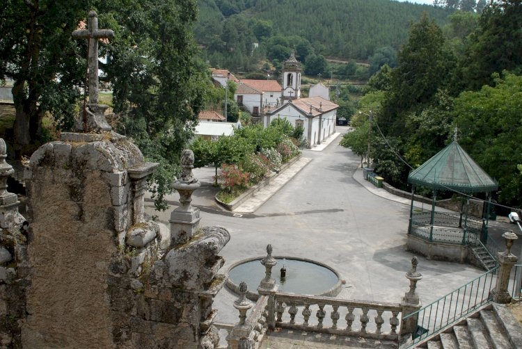 Pelos Trilhos de Portugal-Percurso Pedestre de Vale de Maceira, Oliveira do Hospital