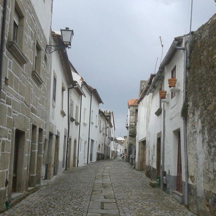 Pelos Trilhos de Portugal-São João das Arribas, Miranda do Douro