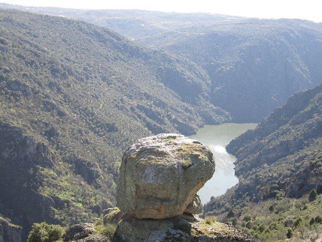 Pelos Trilhos de Portugal-Trilho do Castro e do Contrabando, Mogadouro