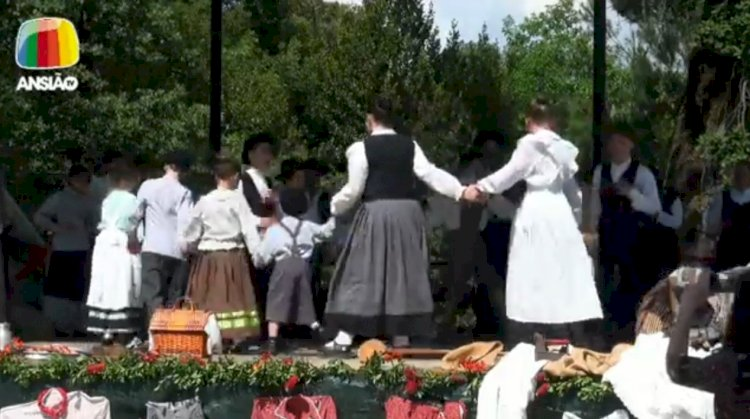 Ansião celebrou Dia Nacional do Folclore