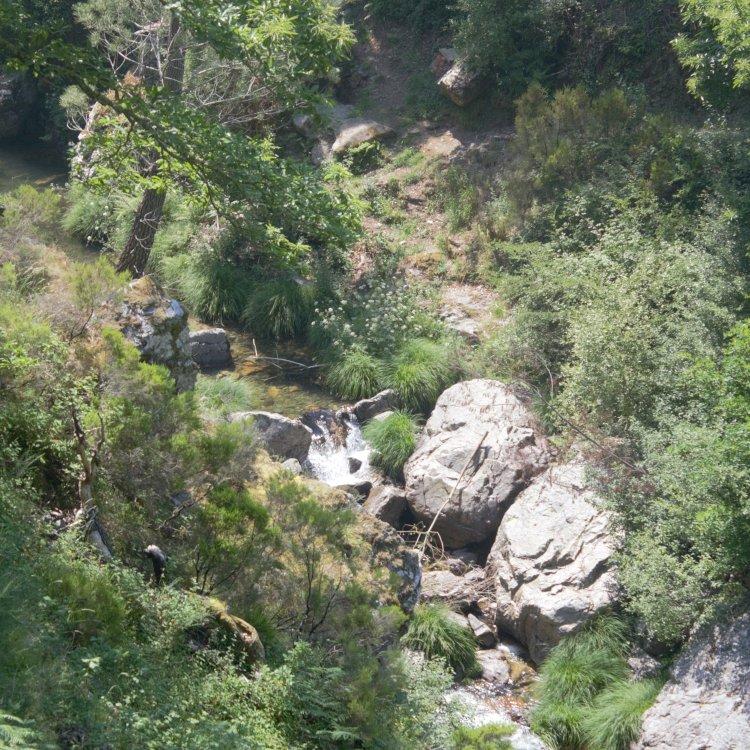 Pelos Trilhos de Portugal-Caminho do Xisto de Casal de S. Simão - Descida às Fragas, Figueiró dos Vinhos