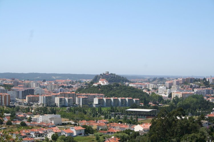 Pelos Trilhos de Portugal-Rota da Nascente do Rio Lis, Leiria