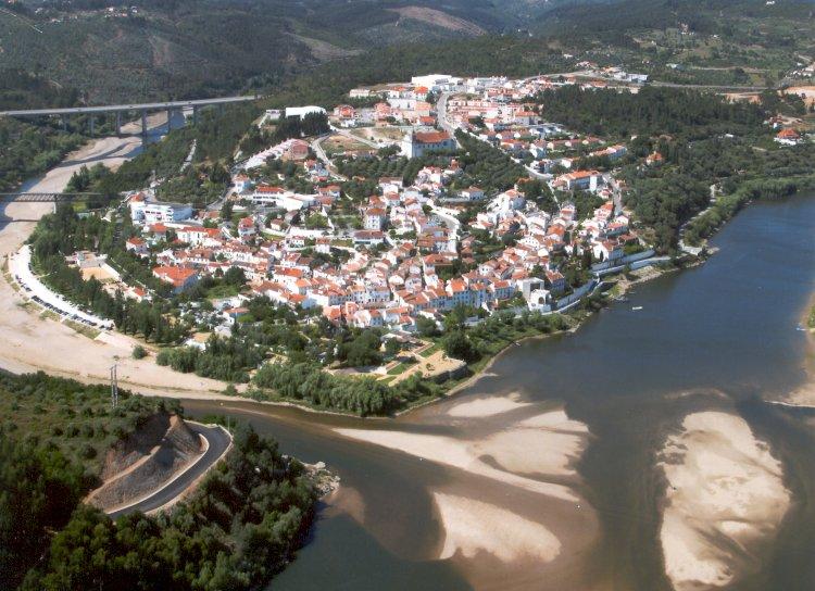 Pelos Trilhos de Portugal-Roteiro do Património Natural, Constância