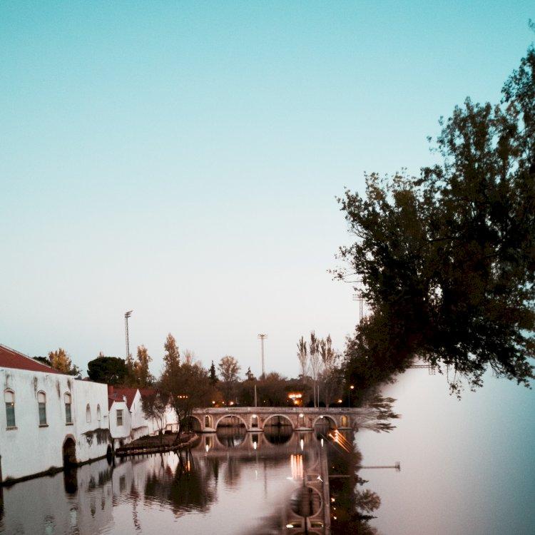 Pelos Trilhos de Portugal-Caminho Português de Santiago-Caminho Central, Tomar