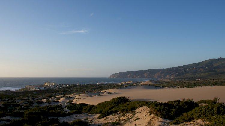 Pelos Trilhos de Portugal-Rota do Cabo Raso, Cascais