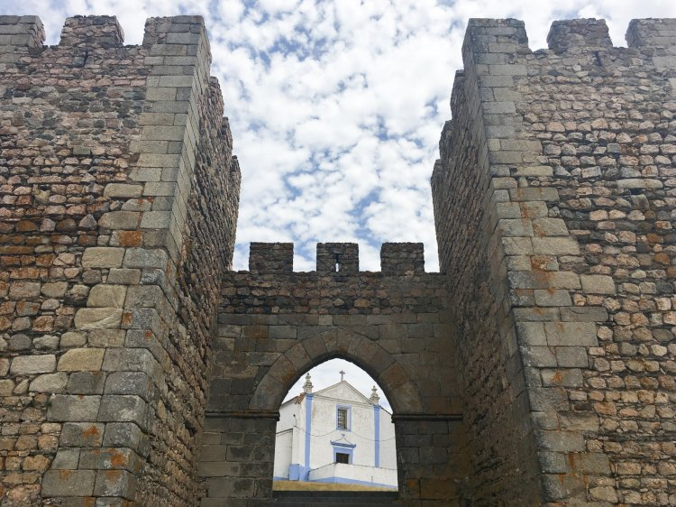 Pelos Trilhos de Portugal-Entre Pontes e Colinas, Arraiolos
