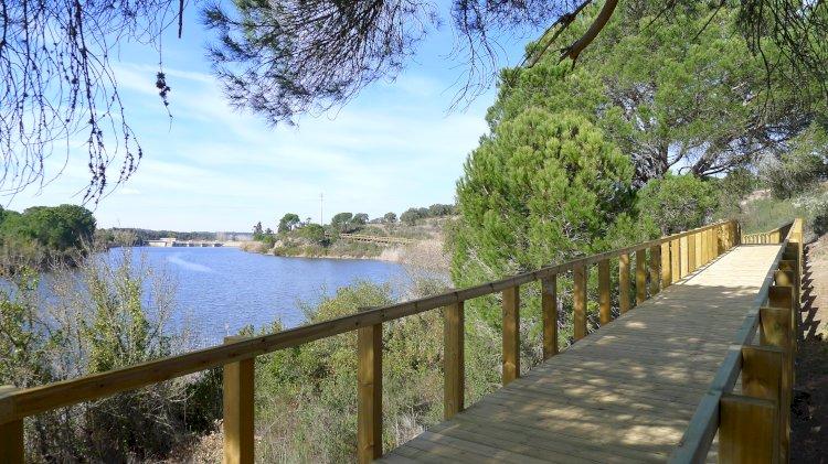 Pelos Trilhos de Portugal-Percurso do Gameiro, Mora