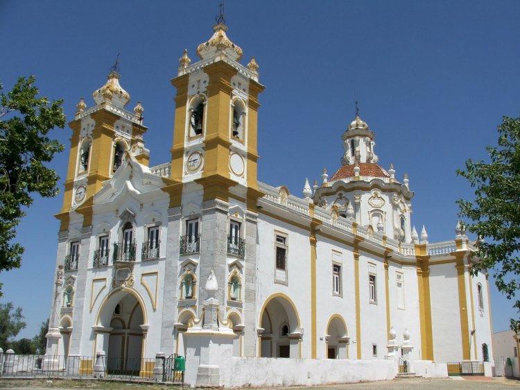 Pelos Trilhos de Portugal-Rota de Peregrinação a Nossa Senhora de Aires, Viana do Alentejo
