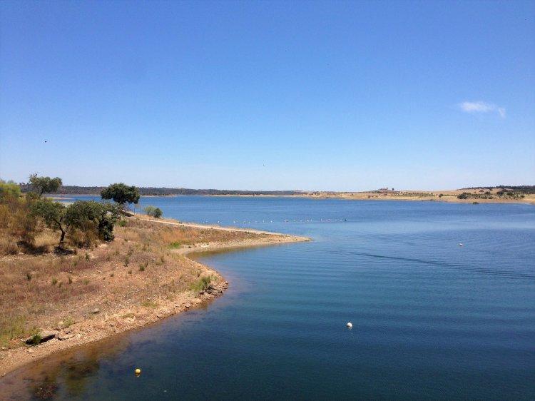 Pelos Trilhos de Portugal-Amieira e Alqueva Com o Lago a Seus Pés, Portel