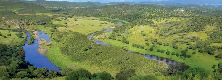 Pelos Trilhos de Portugal-Percurso da Bela Vista, Barrancos