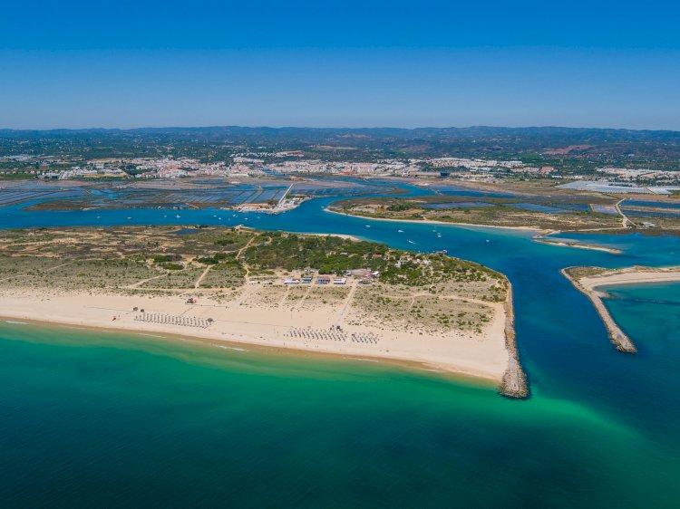 Pelos Trilhos de Portugal-Trilho da Ilha de Tavira, Tavira
