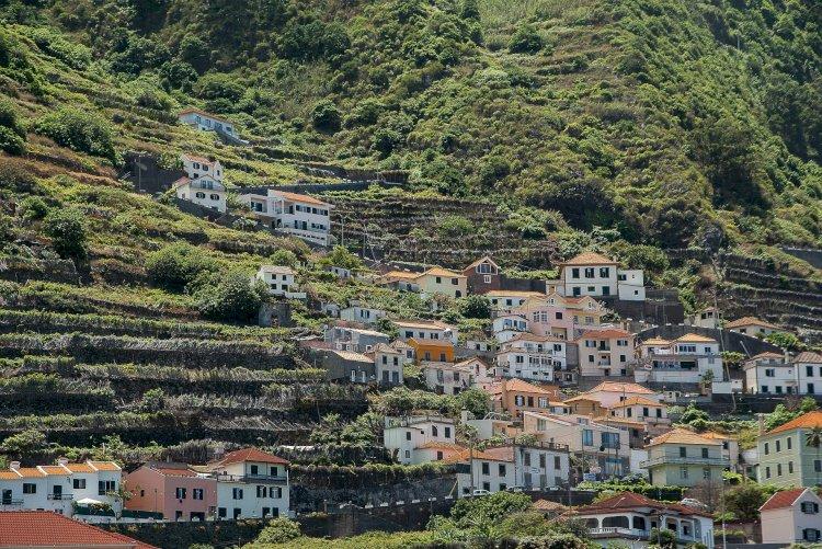 Pelos Trilhos de Portugal-Levada do Moinho, Porto Moniz