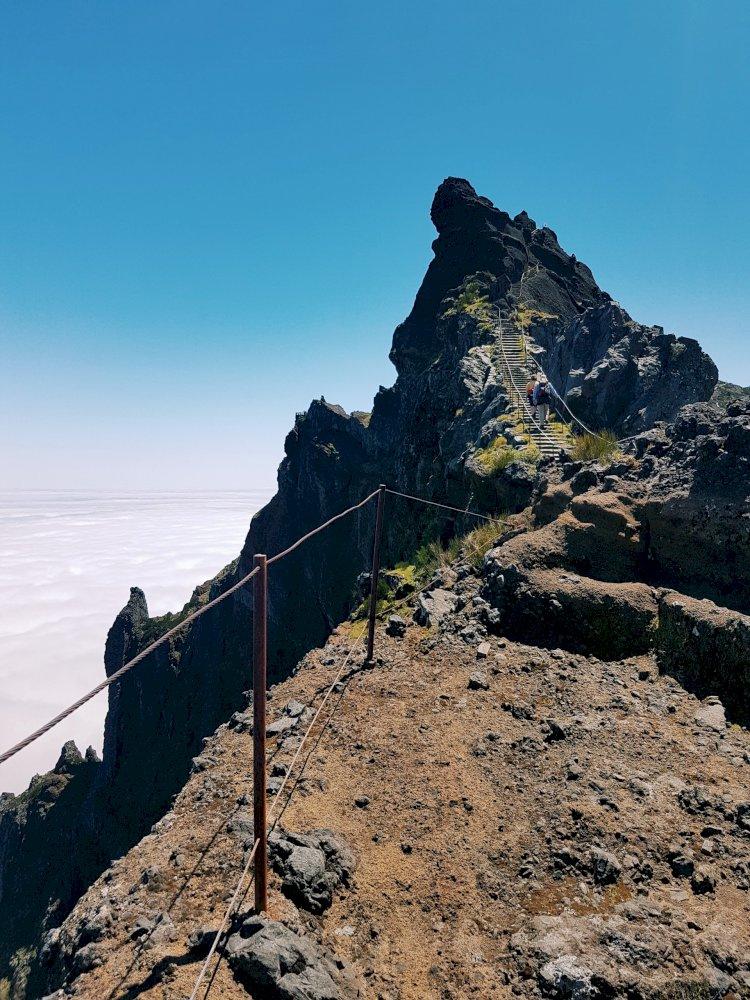 Pelos Trilhos de Portugal-Caminho do Pináculo e Folhadal, Ribeira Brava, Madeira