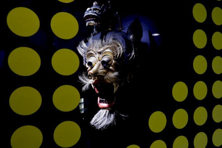 """""""Um Mundo de Máscaras"""" para ver no Museu da Farmácia"""