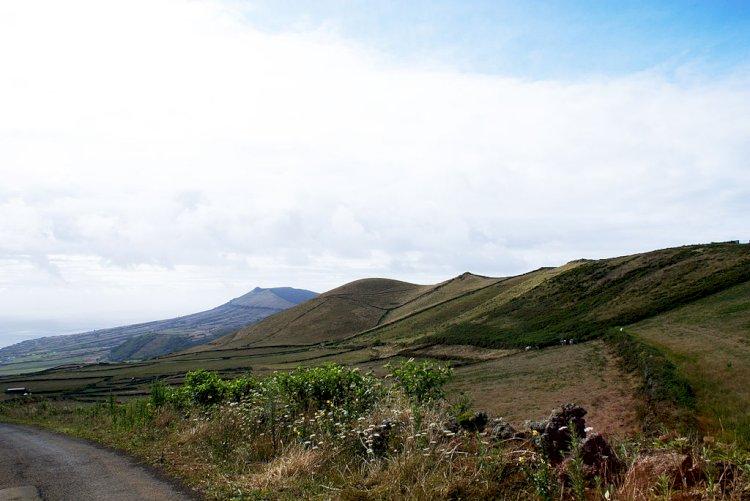 Pelos Trilhos de Portugal-Serra Branca, Santa Cruz da Graciosa