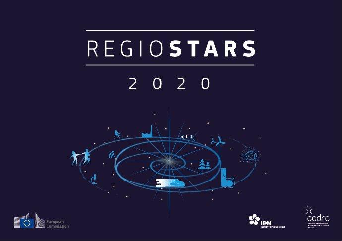 Incubadora espacial portuguesa é finalista dos Prémios RegioStars 2020