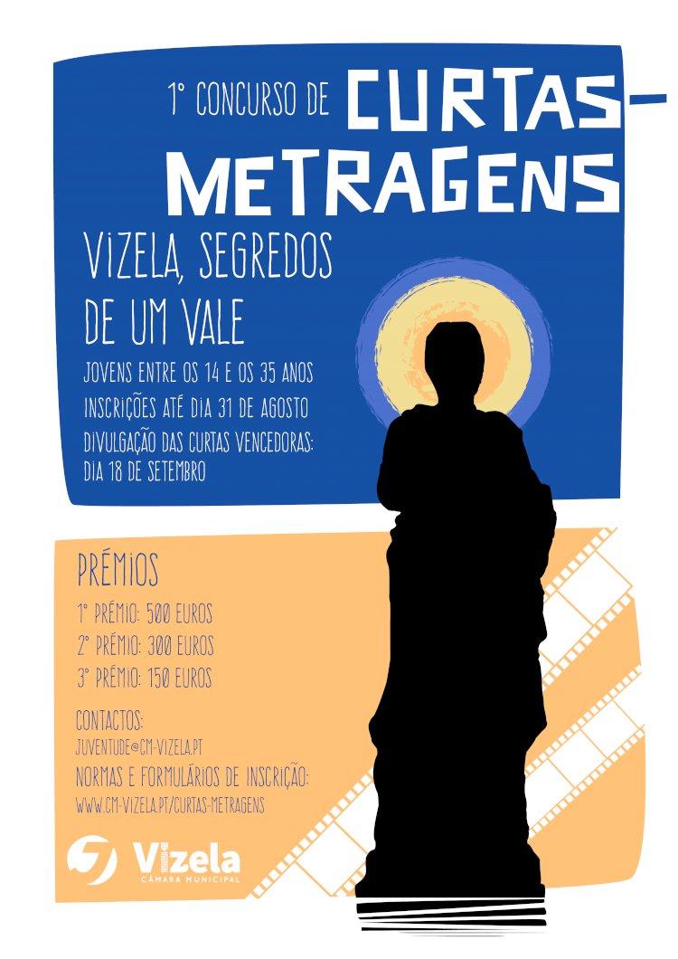 Vizela lança concurso de curtas-metragens