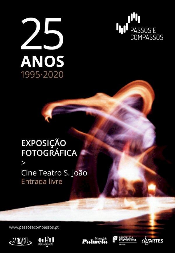 Exposição Fotográfica: viaje pelos 25 anos da Passos e Compassos!