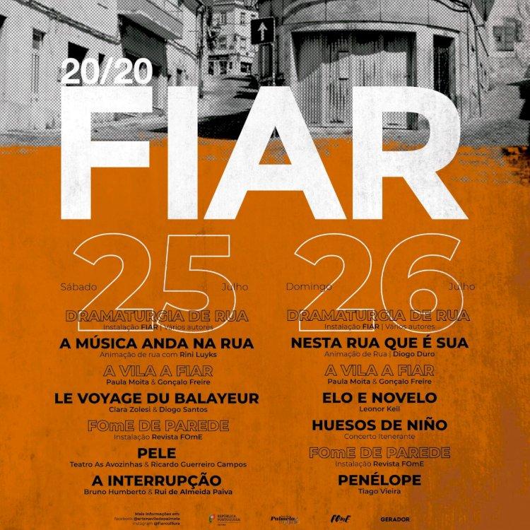 """A 25 e 26 de Julho, saia à rua e venha """"FIAR A Vila""""!"""
