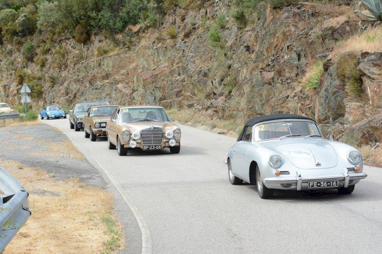 Termas Centro Classic Cars junta turismo termal e carros clássicos