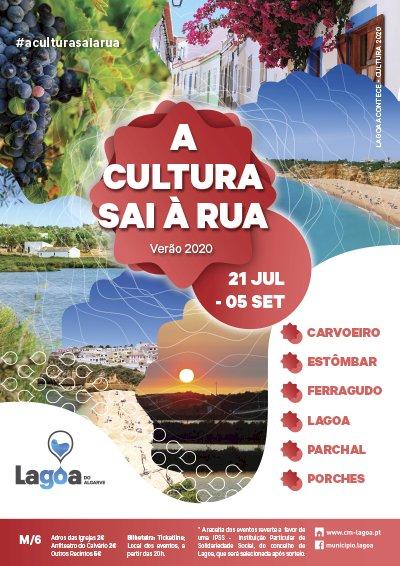 """""""A cultura sai à rua"""" no concelho de Lagoa"""