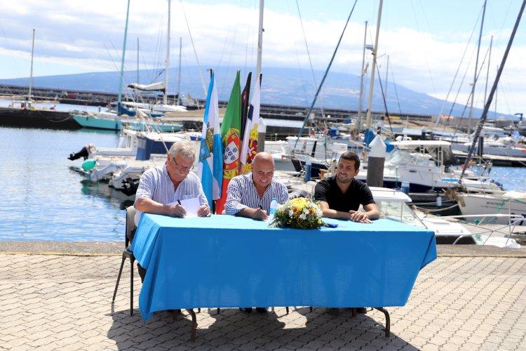 Município da Horta reforça a importância do clube naval para o concelho