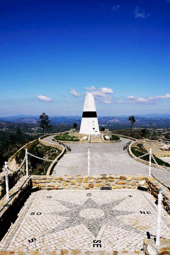 Olhar Portugal-Centro Geodésico de Portugal, Vila de Rei