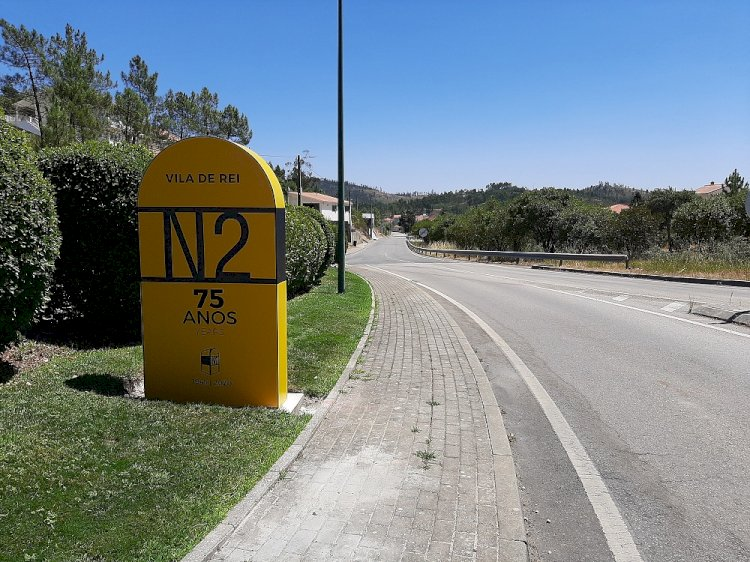 Vila de Rei celebra os 75 anos da Estrada Nacional 2