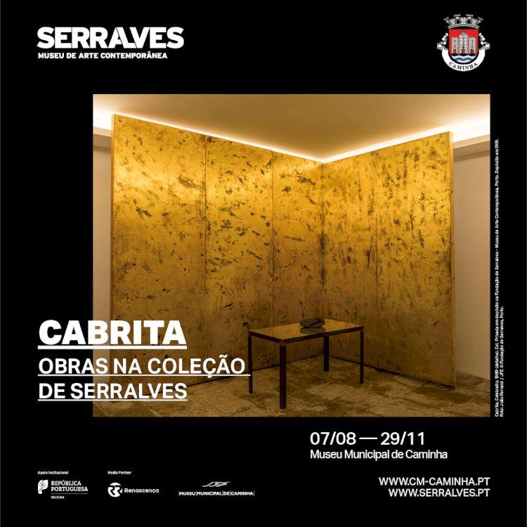 Colecção de Serralves a regressa a Caminha com obras de Pedro Cabrita Reis