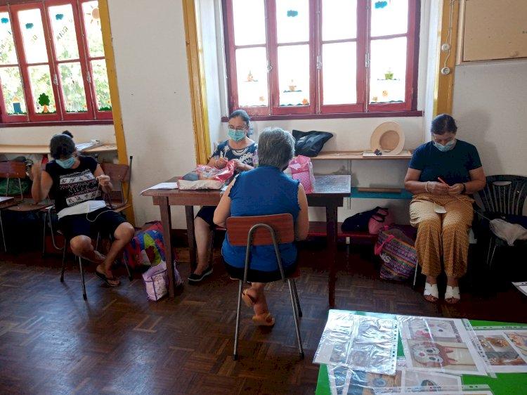 "Projecto solidário ""Sorrisos entre Letras"" reinicia actividade"