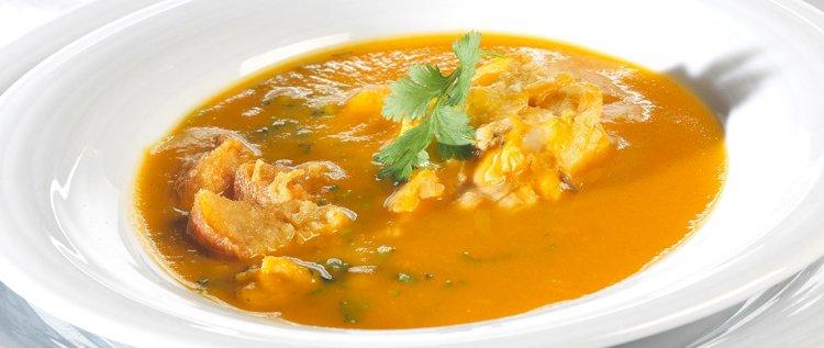 Sopa de Peixe de Pedrogão Pequeno,fotografia: Municipio da Sertã