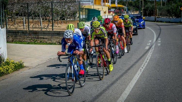 Contagem decrescente para os Nacionais de Estrada de ciclismo
