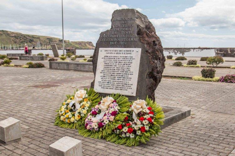 Câmara Municipal da Praia da Vitória presta homenagem a antigos combates do Concelho