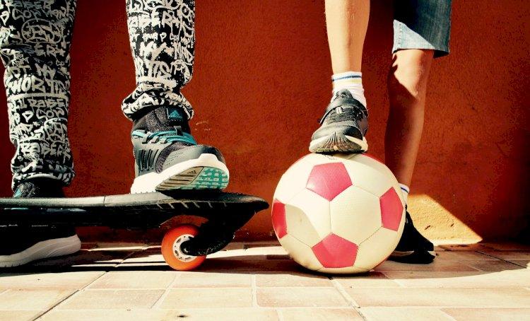 Gaia promove a prática desportiva junto de crianças e jovens