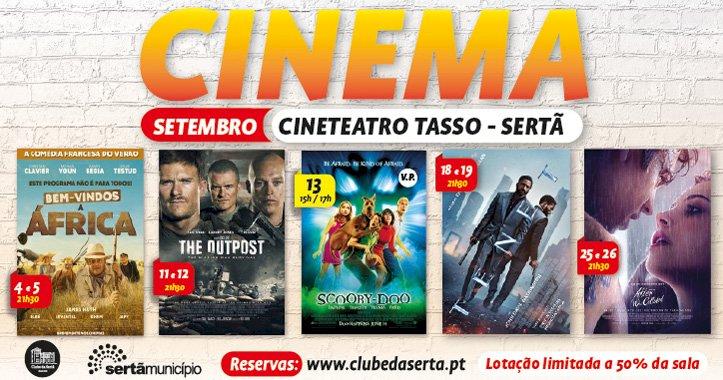 Cineteatro Tasso retoma sessões de cinema