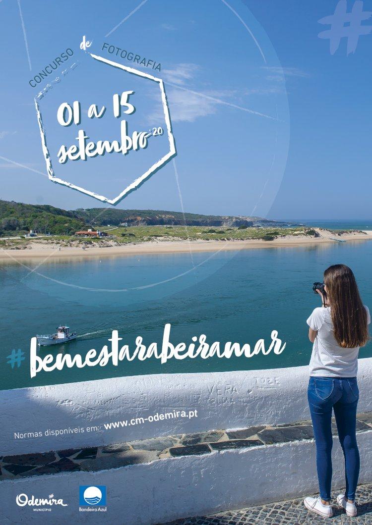 """Município de Odemira promove  concurso """"Bem-Estar é Lugar à Beira Mar"""""""