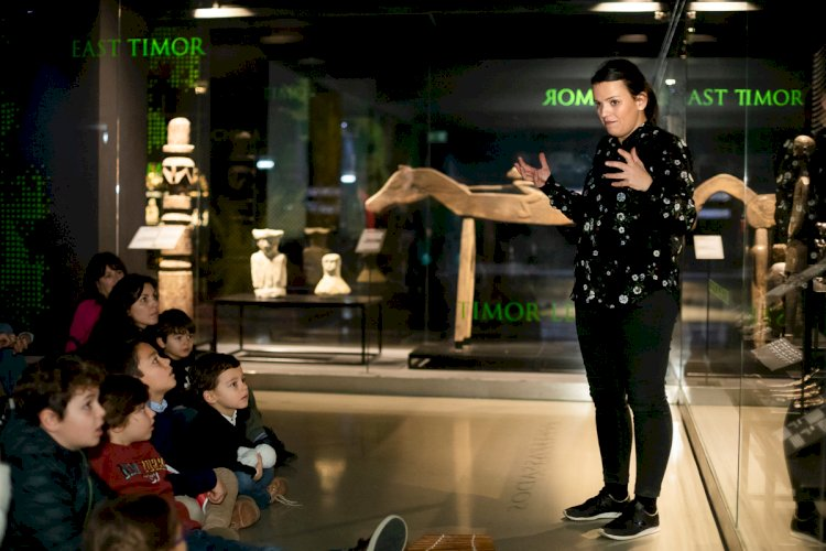 Fins-de-semana animados no Museu do Oriente com regresso das Oficinas do Serviço Educativo
