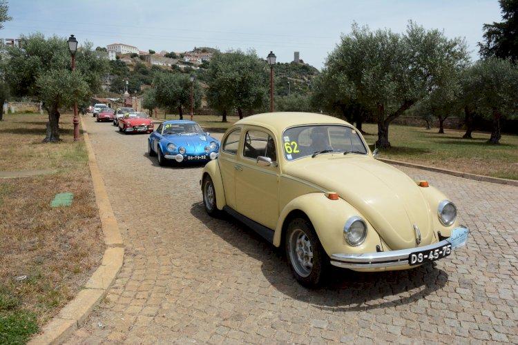Carros clássicos à descoberta das Termas, com visita a Monfortinho