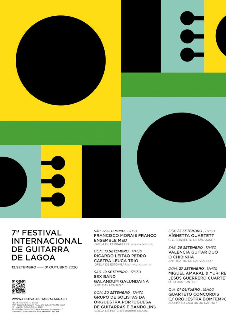 7º Festival Internacional de Guitarra de Lagoa