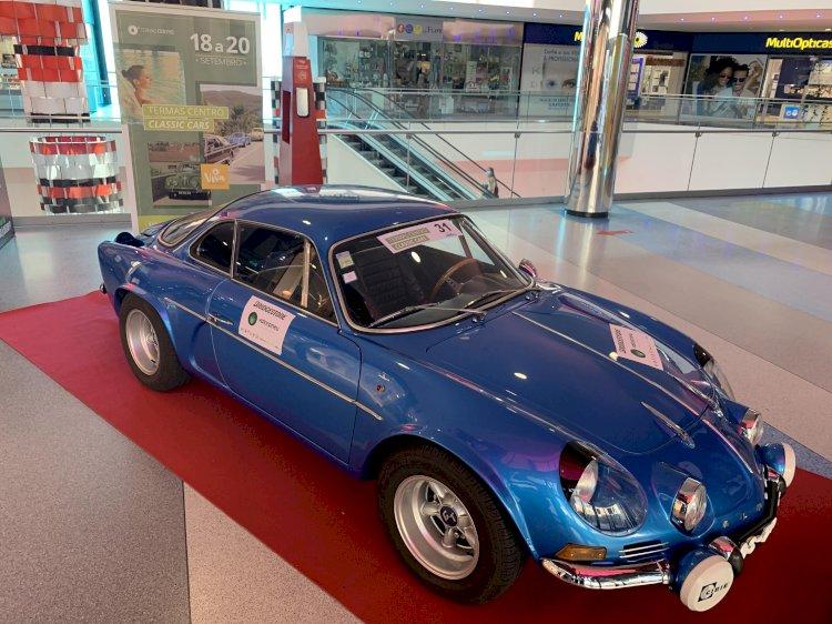 La Vie Guarda divulga Termas Centro Classic Cars