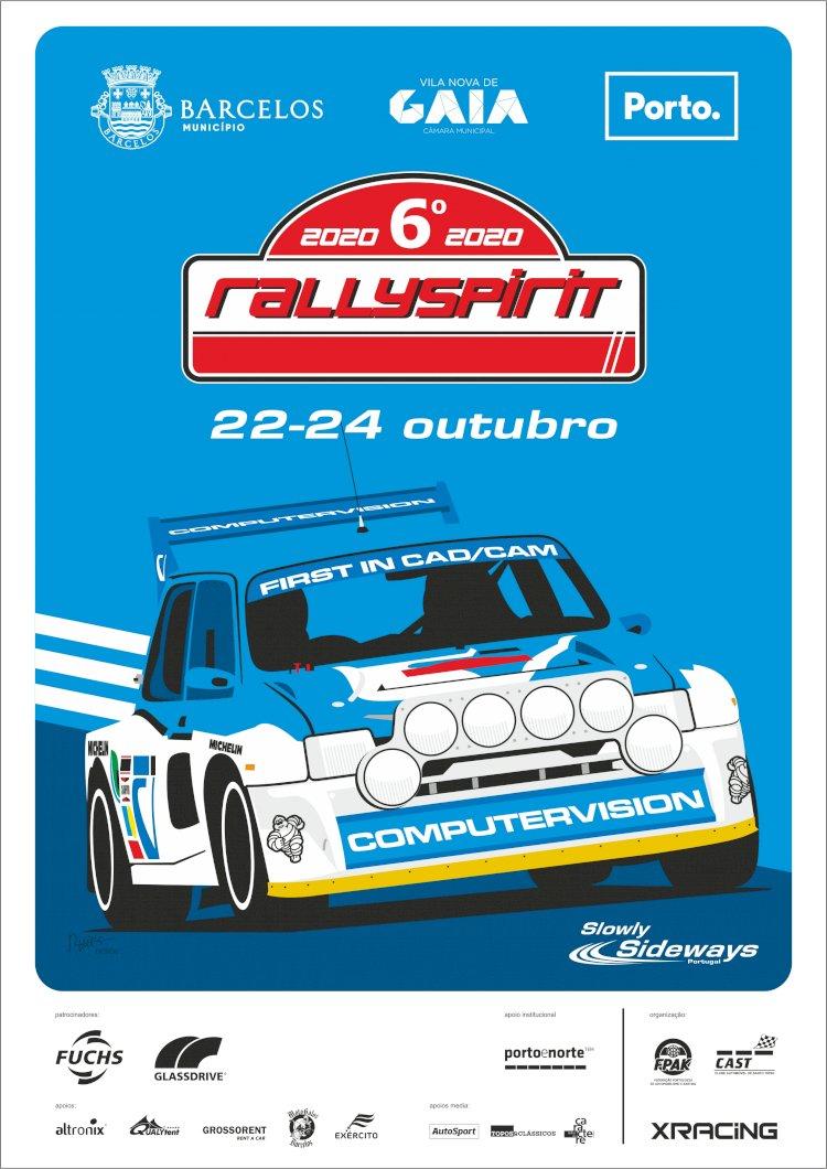 RallySpirit de volta a Barcelos em Outubro