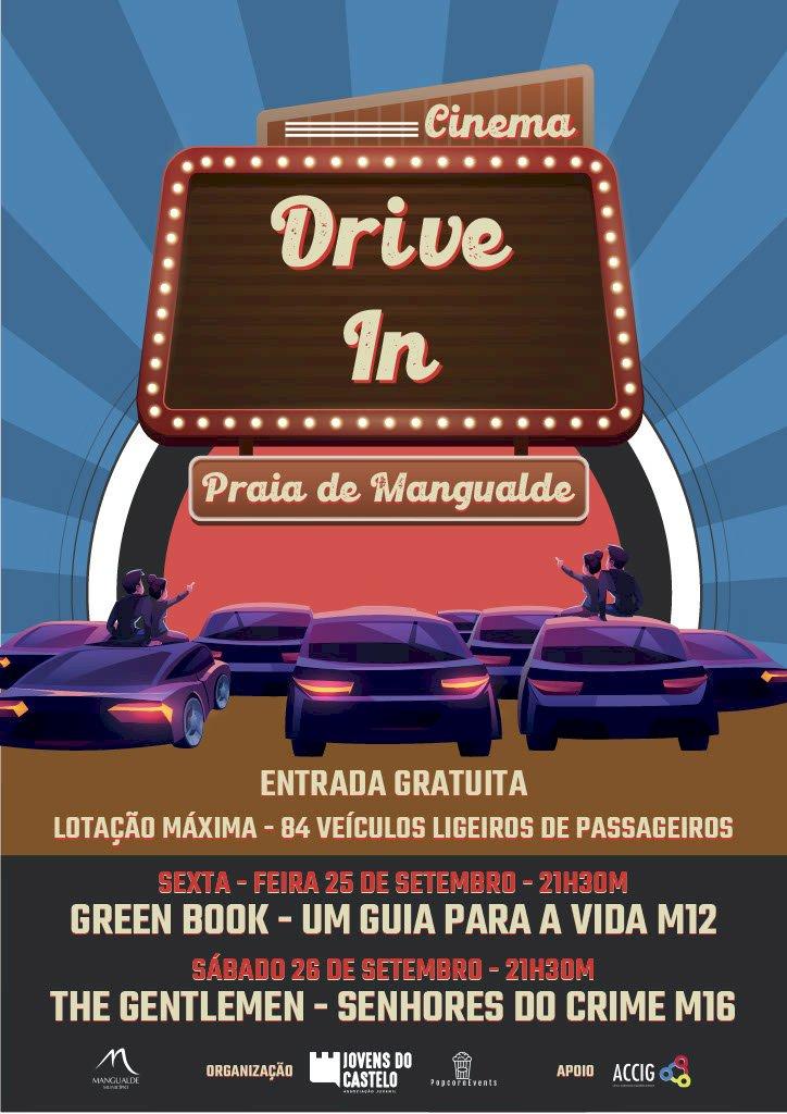 """Cinema """"Drive In"""" regressa a Mangualde"""