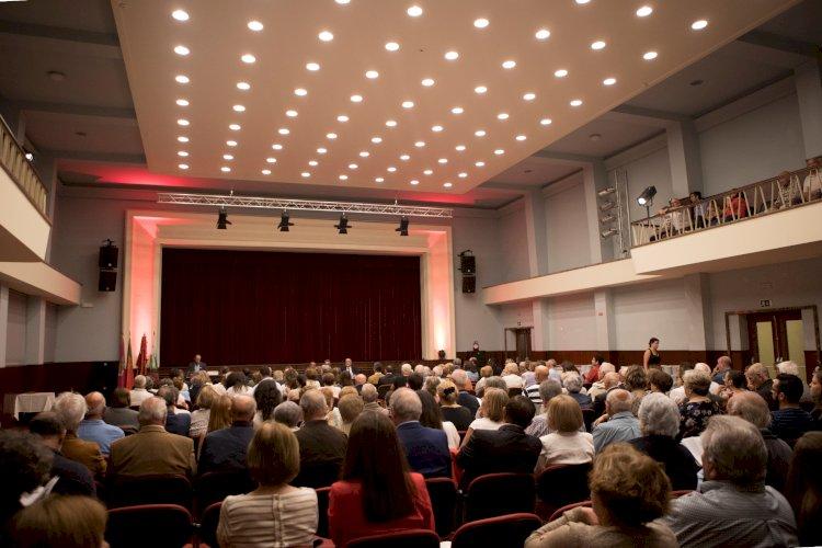 Sociedade Filarmónica Humanitária comemora o 156.º aniversário com uma Sessão Solene e um Concerto